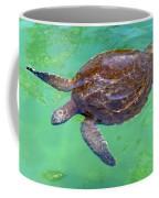 Swimming Along Coffee Mug