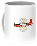 T-34c Turbo Mentor Vt-28 Coffee Mug
