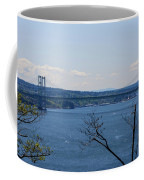 Tacoma Narrows Bridge Coffee Mug