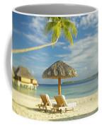 Tahiti, Bora Bora Coffee Mug