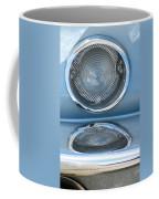 Taillight Reflections Coffee Mug