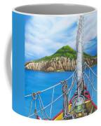 Take Me To Saba Coffee Mug