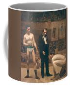 Taking The Count Coffee Mug