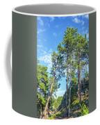 Tall Pine Trees Coffee Mug