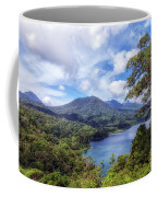 Tamblingan Lake - Bali Coffee Mug