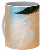 Tangalooma Island Beach In Moreton Bay.  Coffee Mug