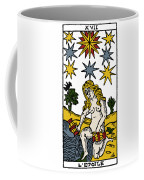 Tarot Card The Stars Coffee Mug