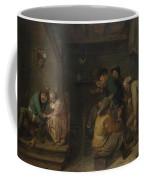 Tavern Scene Coffee Mug