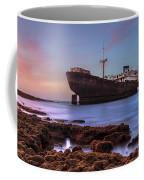 Temple Hall - Lanzarote Coffee Mug