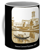 Tennessee Centennial Exposition, Auditorium Building, Lake And G Coffee Mug