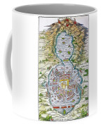 Tenochtitlan (mexico City) Coffee Mug