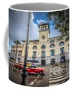 Terminal Coffee Mug