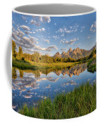 Teton Sunrise Coffee Mug