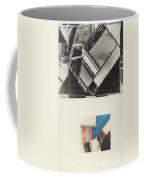 Textile: Technique Demonstration Coffee Mug