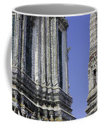 Thailand Temple Architecture Coffee Mug