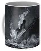 The 46,328 Tons Rms Titanic Of The Coffee Mug