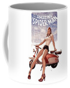 The Amazing Spider-man Coffee Mug