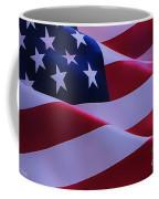 The American Flag Coffee Mug