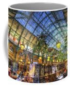 The Apple Market Covent Garden London Art Coffee Mug