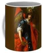 The Archangel Michael Coffee Mug