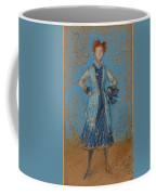 The Blue Girl Coffee Mug
