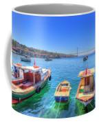 The Bosphorus Istanbul Coffee Mug