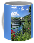 The Bridges At Shelbourne Falls Coffee Mug
