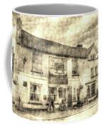 The Bull Pub Theydon Bois Vintage Coffee Mug
