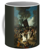 The Burial Of The Sardine Coffee Mug