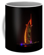 The Burj Al Arab Coffee Mug