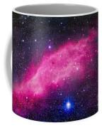 The California Nebula Coffee Mug