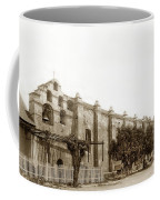 The Campanario, Or Bell Tower Of San Gabriel Mission Circa 1890 Coffee Mug