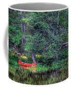 The Canoe Coffee Mug