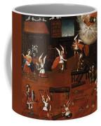 The Carpenter's Shop In Nazareth Coffee Mug