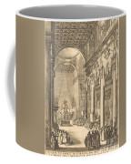 The Catafalque Of The Emperor Mathias Coffee Mug