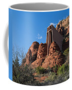 The Chapel Of The Holy Cross Coffee Mug