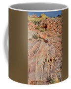 The Color Of Valley Of Fire Coffee Mug