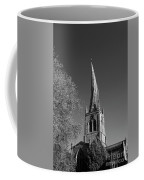 The Crooked Spire Of St Mary And All Saints Church, Chesterfield Coffee Mug