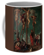 The Crucifixion Coffee Mug