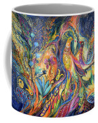 The Dance Of Oranges Coffee Mug