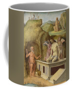 The Dead Christ Coffee Mug