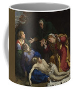 The Dead Christ Mourned The Three Maries Coffee Mug