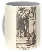The Death Of Judas Coffee Mug