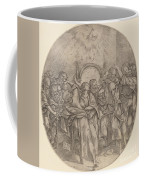 The Descent Of The Holy Spirit Coffee Mug