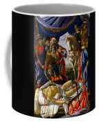 The Discovery Of Holofernes' Corpse Judith Returns From The Enemy Camp At Bethulia Coffee Mug
