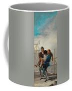 The Drunken Mason Coffee Mug