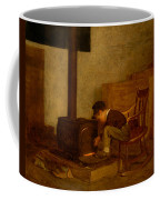 The Early Scholar Coffee Mug