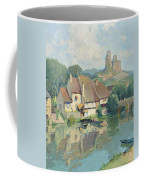 The Edges Of The River Coffee Mug