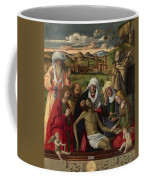 The Entombment Coffee Mug