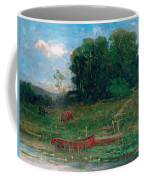 The Farm Landing Coffee Mug